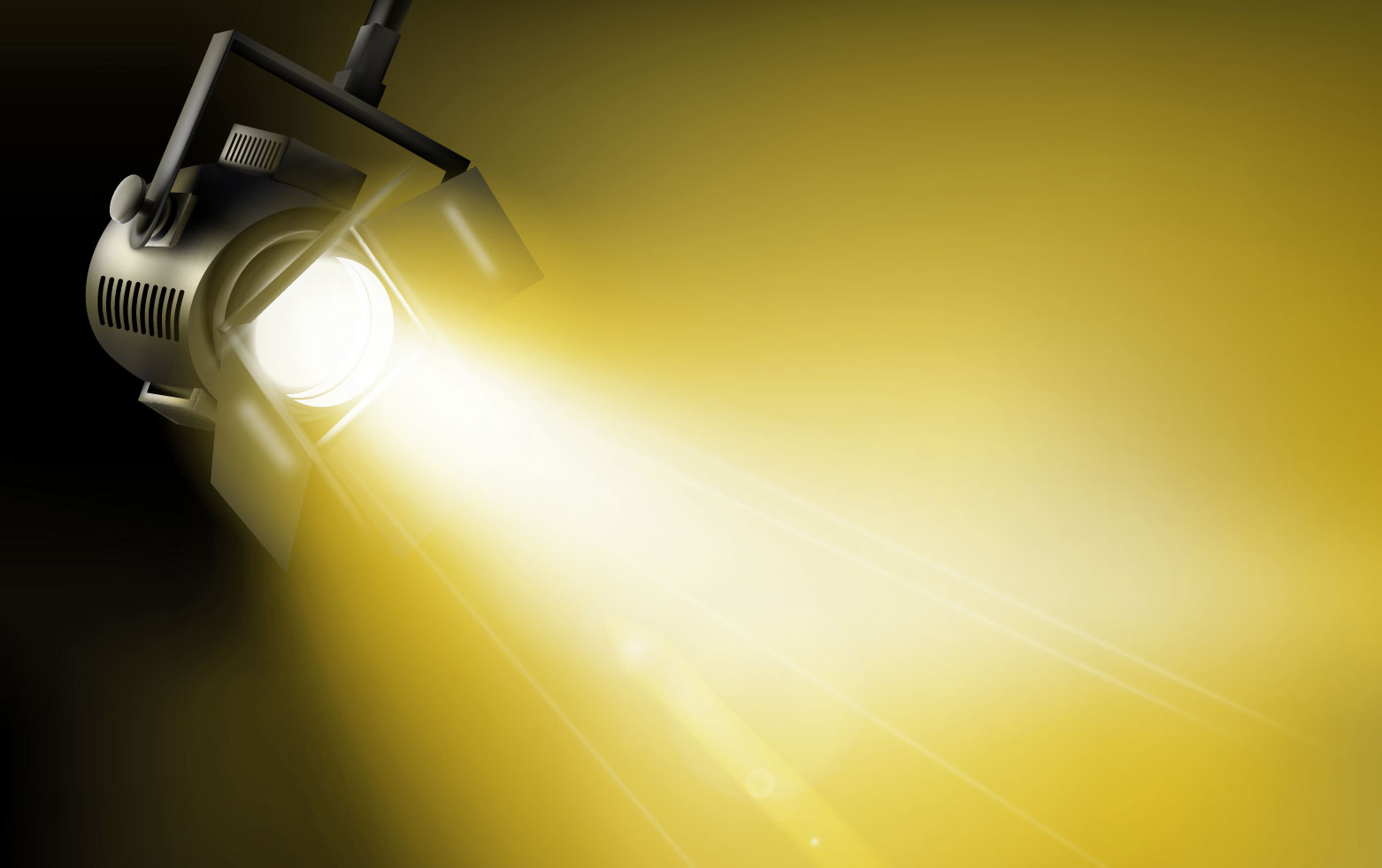 Dichroitisches Glas - Beleuchtungsfilter FE Yellow