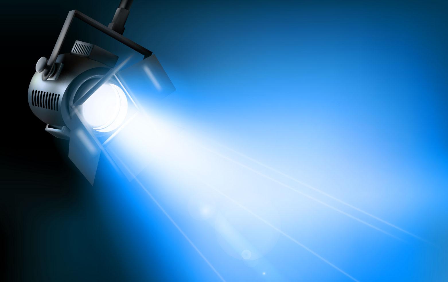 Dichroitisches Glas - Beleuchtungsfilter FS Cyan 535