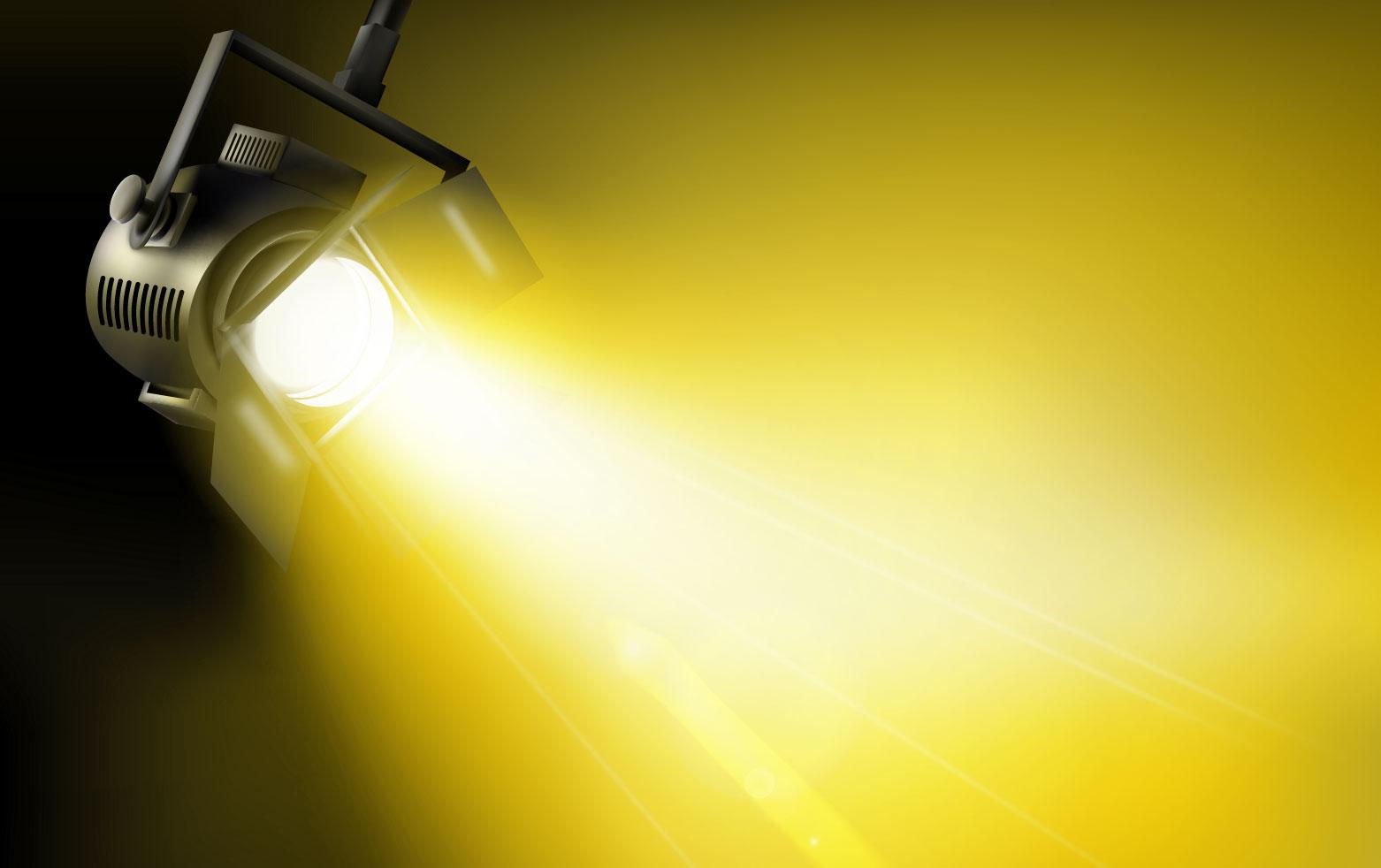 Dichroitisches Glas - Beleuchtungsfilter FS Yellow 505