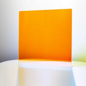 Colour effect glass FE Orange
