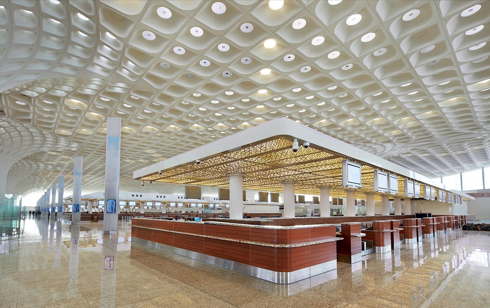 Prinz Optics Colour Effect Glass in the Mumbai airport
