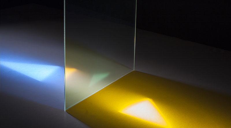 UV-Reflexionsfilter zur beschleunigten Materialalterung URBB