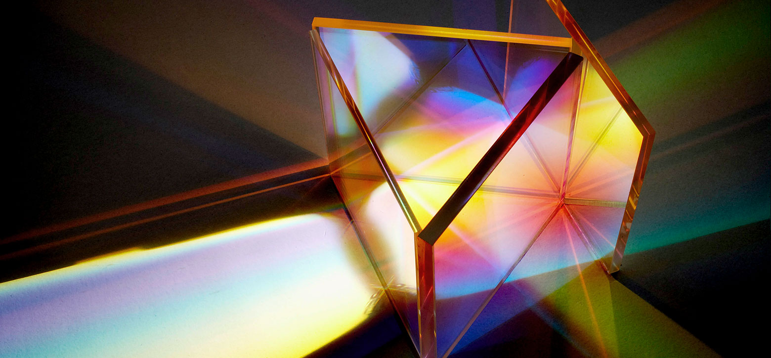 Optische Filter für die Industrie, Wissenschaft und Medizintechnik