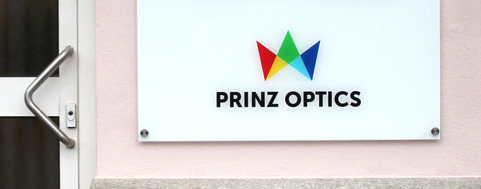 Prinz Optics GmbH - Optische Filter und Beschichtungen auf Glas