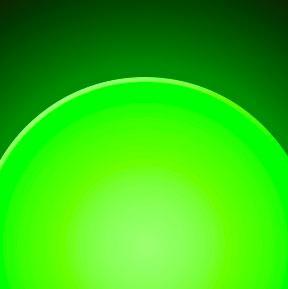 Dichroitisches Glas - Beleuchtungsfilter FS Green 505550