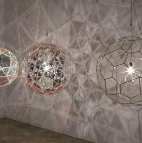Olafur Eliasson, 2018, teilweise dichroitisches Glas
