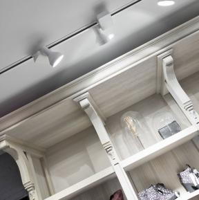 Warenbeleuchtung von Textilien bei Tally Weijl